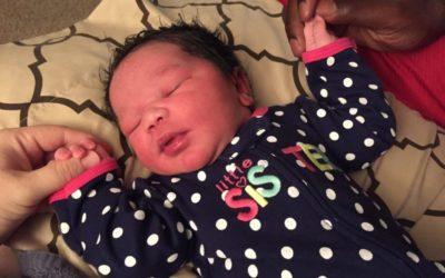 Amethyst's Birth Story – Guest Blog